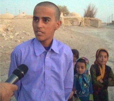 عزیز دانش آموز سیستانی
