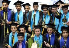 جشن فارغ التحصیلی دانشجومعلمان دانشگاه فرهنگیان تهران برگزارشد+تصاویر